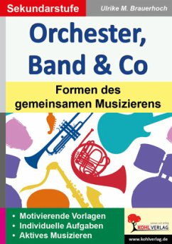 Orchester, Band & Co