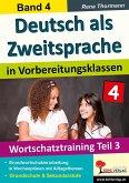 Deutsch als Zweitsprache in Vorbereitungsklassen Band 4