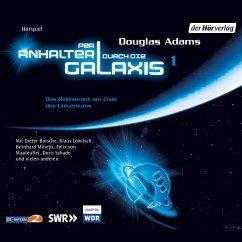 Per Anhalter durch die Galaxis. Das Restaurant am Ende des Universums (MP3-Download) - Adams, Douglas