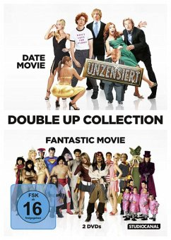Double Up Collection: Date Movie / Fantastic Movie (2 Discs)
