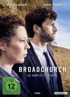 Broadchurch - 1. Staffel DVD-Box - Tennant,David/Colman,Olivia