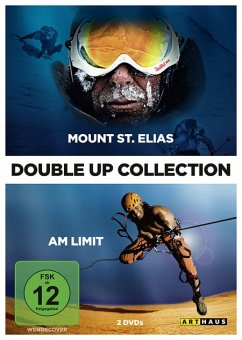 Am Limit & Mount St. Elias , Double Up Collection - 2 Disc DVD - Huber,Alexander/Huber,Thomas