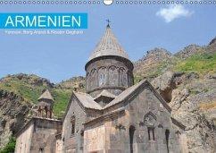 ARMENIEN (Wandkalender immerwährend DIN A3 quer)