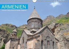 ARMENIEN (Wandkalender immerwährend DIN A4 quer)