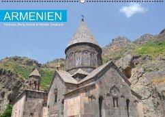 ARMENIEN (Wandkalender immerwährend DIN A2 quer)