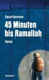 45 Minuten bis Ramallah (eBook, ePUB)