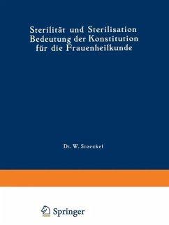 Sterilität und Sterilisation