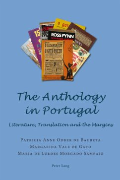 The Anthology in Portugal - Odber de Baubeta, Patricia Anne; Vale de Gato, Margarida; Sampaio, Maria de
