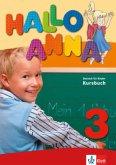Hallo Anna 3. Lehrbuch mit 2 Audio-CDs