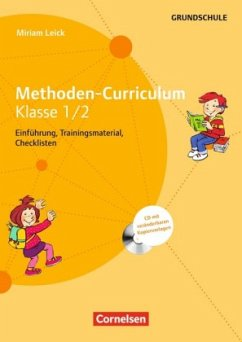 Methoden Curriculum Klasse 1/2