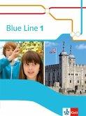 Blue Line 1. Schülerbuch (fester Einband). Ausgabe 2014