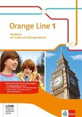 Orange Line. Workbook mit Audio-CD und Übungssoftware