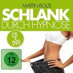 Schlank durch Hypnose, 1 Audio-CD + 1 DVD