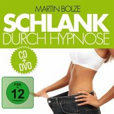 Schlank durch Hypnose, 1 Audio-CD + 1 DVD