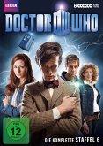 Doctor Who - Die komplette Staffel 6