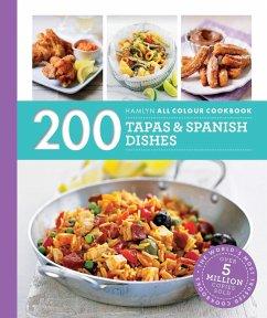 Hamlyn All Colour Cookery: 200 Tapas & Spanish Dishes (eBook, ePUB) - Lewis, Emma