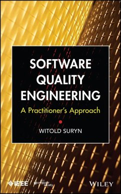 Software Quality Engineering (eBook, ePUB) - Suryn, Witold