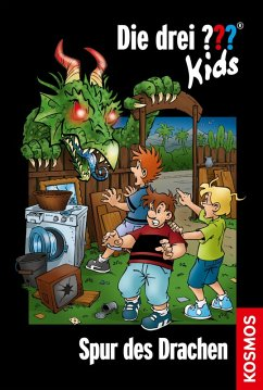 Spur des Drachen / Die drei Fragezeichen-Kids Bd.58 (eBook, ePUB) - Blanck, Ulf