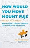 How Would You Move Mount Fuji? (eBook, ePUB)