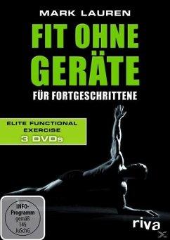 Fit ohne Geräte für Fortgeschrittene - Elite Functional Exercise (3 Discs)