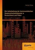 Die Aufarbeitung der kommunistischen Staatssicherheitsdienste in Deutschland und Polen: BStU und IPN im Vergleich (eBook, PDF)