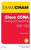 CCNA Routing and Switching 200-120 Exam Cram (eBook, PDF)
