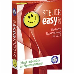 Steuer Easy 2014 (für Steuerjahr 2013) (Downloa...