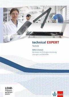 technical EXPERT Bundesausgabe. Workbook mit Prüfungsvorbereitung und herausnehmbaren Lösungen - Wellenbrock, Ephrem