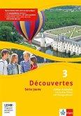 Découvertes Série jaune 3. Cahier d'activités mit MP3-CD, Video-DVD und Übungssoftware