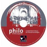 Einführungsphase, Lehrermaterial, CD-ROM / philo NRW