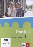 Übungssoftware, CD-ROM / Pontes, Latein für Gymnasien 1
