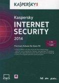 Kaspersky Internet Security 2014 - 1PC/1User (Frustfreie Verpackung)