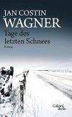 Tage des letzten Schnees / Kimmo Joentaa Bd.5 (eBook, ePUB)