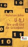 U & I (eBook, ePUB)