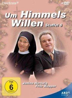 Um Himmels Willen - Season 8 DVD-Box - Um Himmels Willen
