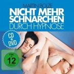 Nicht mehr schnarchen durch Hypnose, 1 Audio-CD + 1 DVD