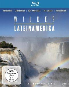 Wildes Lateinamerika: Venezuela, Amazonien, Pantanal, Anden, Patagonien - 2 Disc Bluray - Diverse