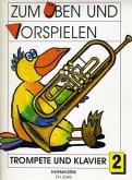 Zum Üben und Vorspielen, Trompete und Klavier
