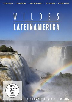 Wildes Lateinamerika (2 Discs) - Diverse