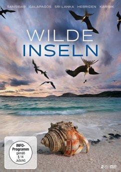 Wilde Inseln (2 Discs) - Diverse