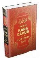 9789012355773 - El-Cezli, Sleyman: Kara Davud Delail-i Hayrat Serhi - Boek