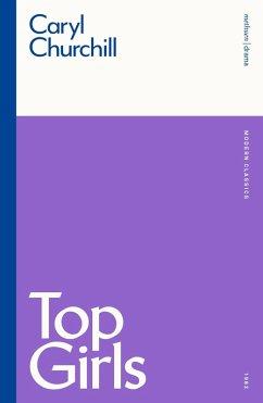 Top Girls (eBook, PDF) - Churchill, Caryl