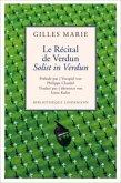 Solist in Verdun\Le Récital de Verdun