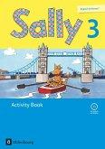 Sally 3. Schuljahr. Activity Book mit Audio-CD. Allgemeine Ausgabe (Neubearbeitung) - Englisch ab Klasse 3