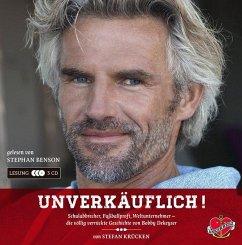Unverkäuflich!, 3 Audio-CDs - Krücken, Stefan