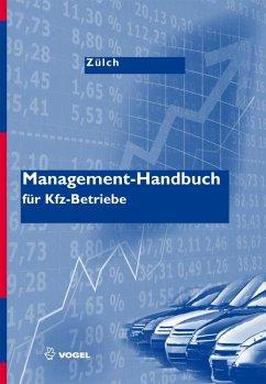 Management-Handbuch (eBook, PDF) - Zülch, Michael