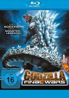 Godzilla Final Wars, 1 Blu-ray