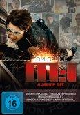 Mission: Impossible I-IV (4 Discs)