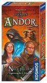 Die Legenden von Andor, Neue Helden (Spiel-Zubehör)