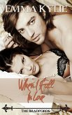 When I Fall In Love (The Bradfords) New Adult Romance (eBook, ePUB)
